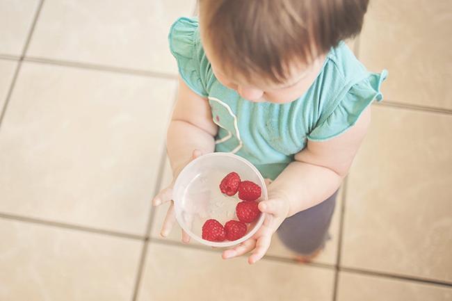 マイペースな子ども・食事に時間がかかることについて