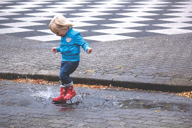 子供の自由すぎる行動を制御できない。