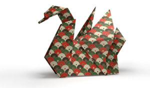 使った後の折り紙…捨てるよりメンコにリメイクしよう