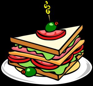 夏休みの過ごし方 こどもとクッキング(サンドイッチ)