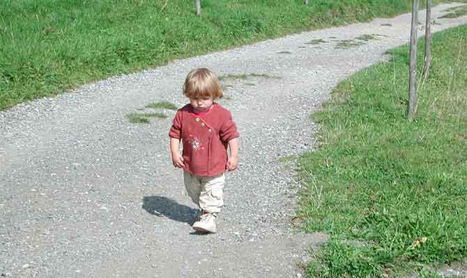 子供は毎日が遠足