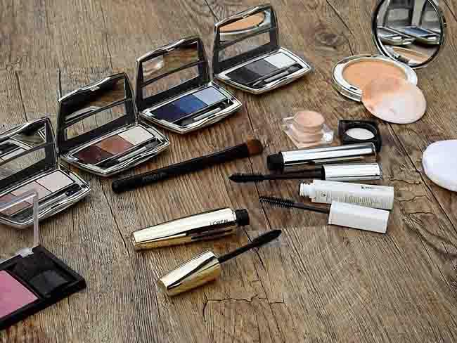 化粧品に興味をもった日々行っていること。