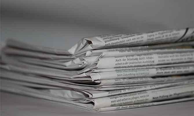 新聞ビリビリでストレス解消