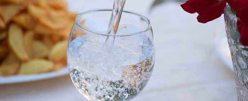 水を沢山飲む